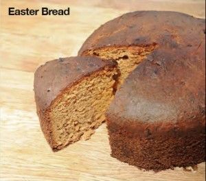 Finnish Easter Bread