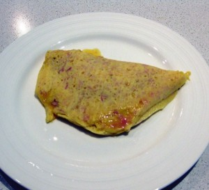 Thermomix Omelette